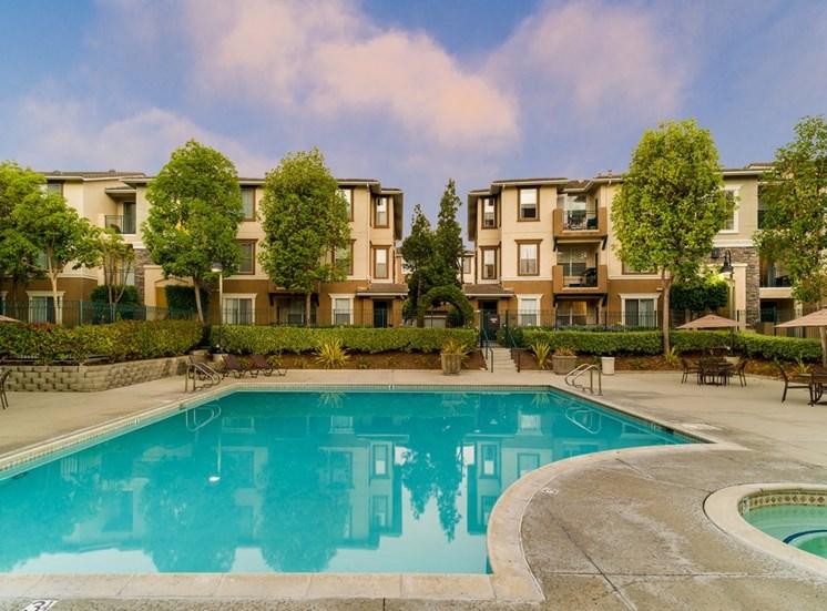 Resort Style Swimming Pool at Terra Vista, Chula Vista, 91913