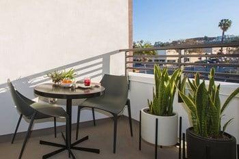 2155 Kettner Boulevard Studio Apartment for Rent Photo Gallery 1
