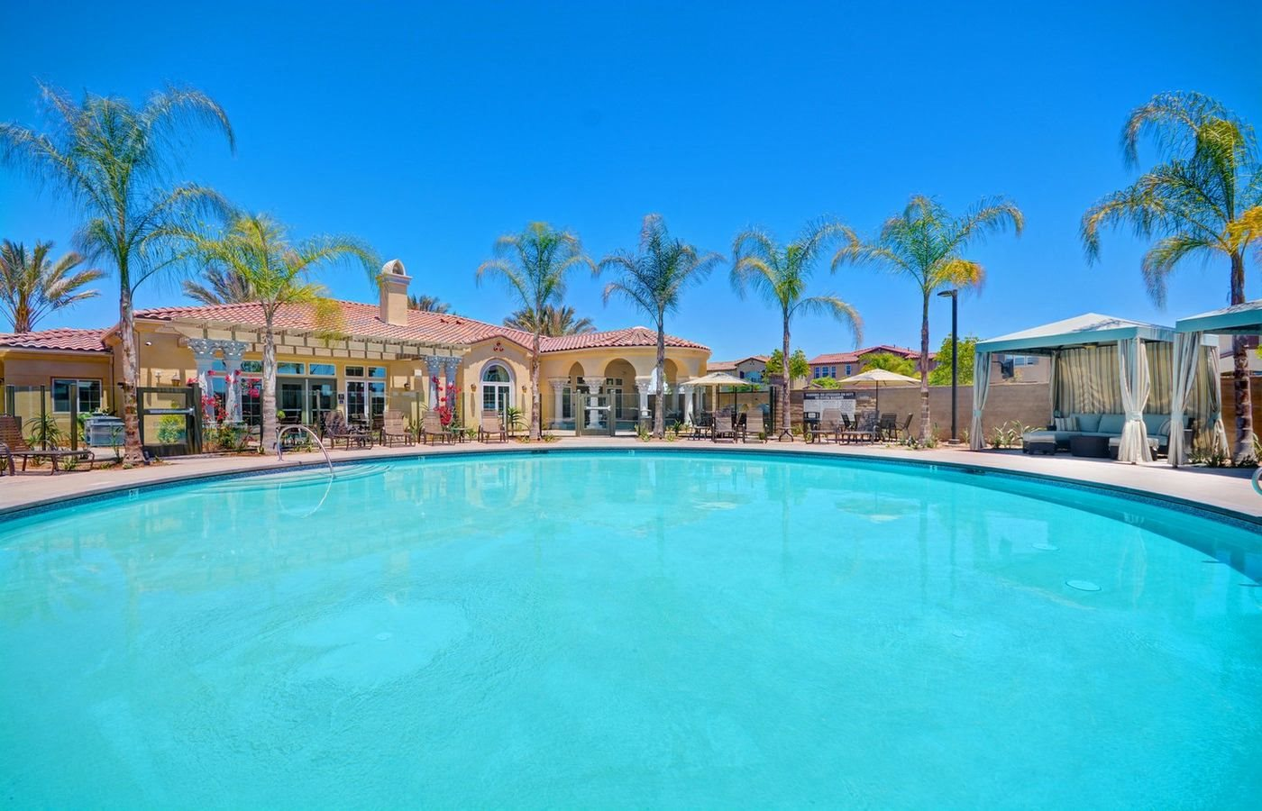 Resort-Style Pool, at Tavera, Chula Vista, CA