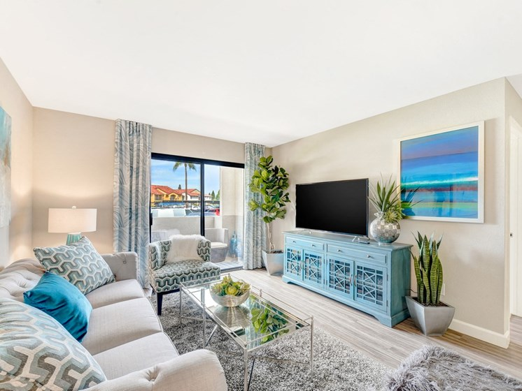 Comfortable Furniture at Altair, Escondido, California