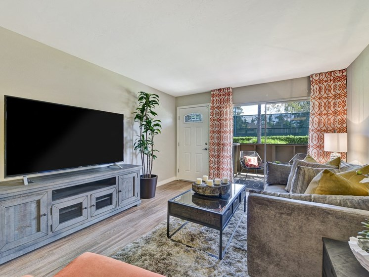 Spacious Living Rooms, at Park Pointe, 2450 Hilton Head Place
