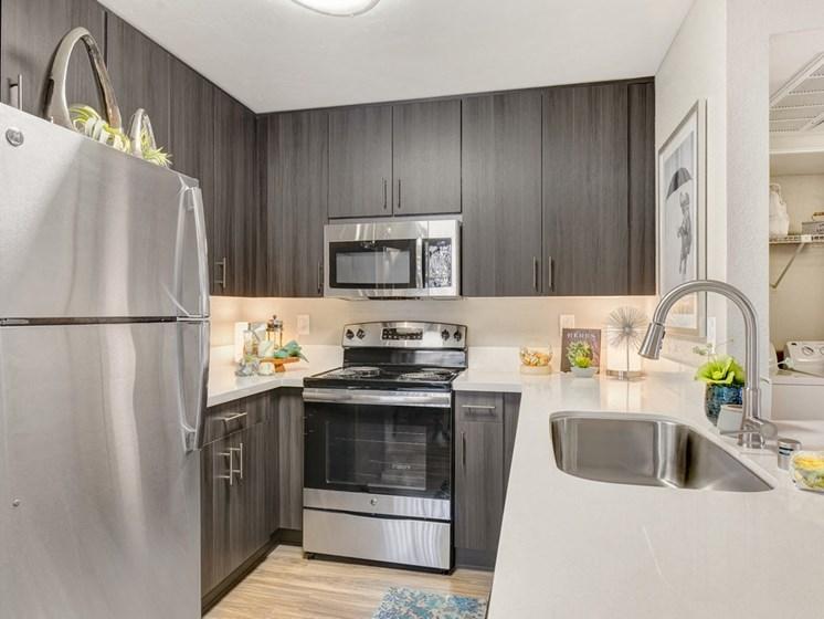 Modular Kitchens at Altair, California, 92029