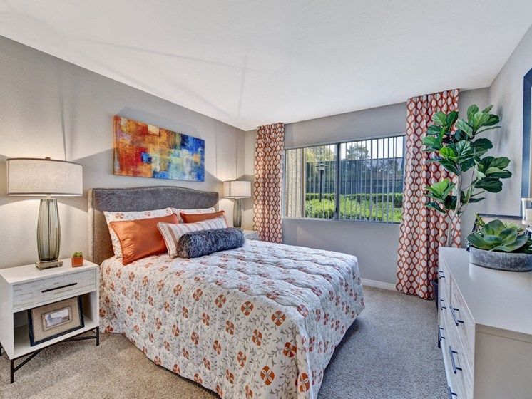 Private Master Bedroom, at Park Pointe, CA, 92019