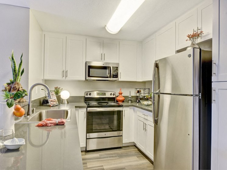 Stainless Steel Appliances, at Park Pointe, 2450 Hilton Head Place, CA