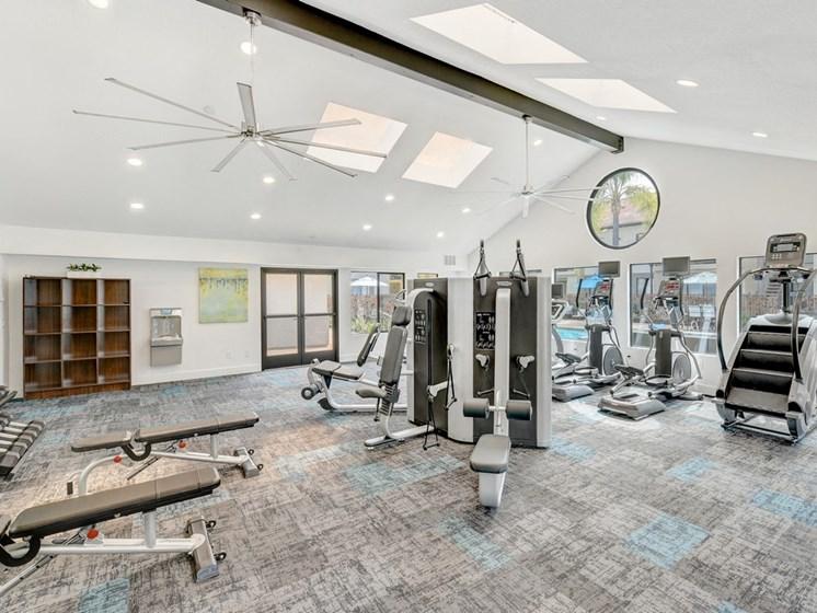 High Endurance Fitness Center at Altair, Escondido, 92029