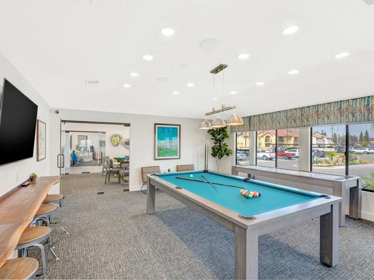 Community Game Room at Altair, Escondido, CA, 92029