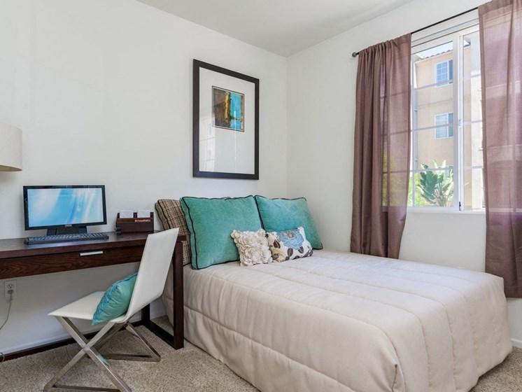 Spacious Bedroom, at Greenfield Village 92154, CA