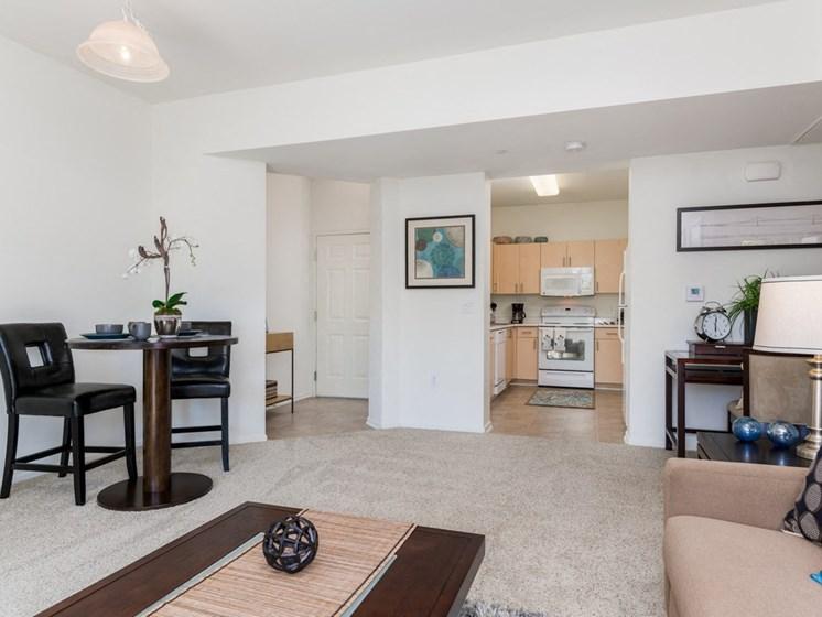 Open Kitchen Floor Design, at Greenfield Village, San Diego, 92154