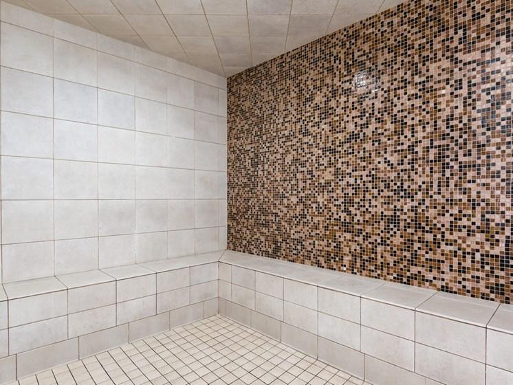 Sauna at Greenfield Village, California, 92154