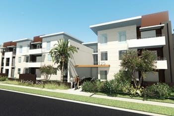 110 N Virginia Avenue Studio Apartment for Rent Photo Gallery 1