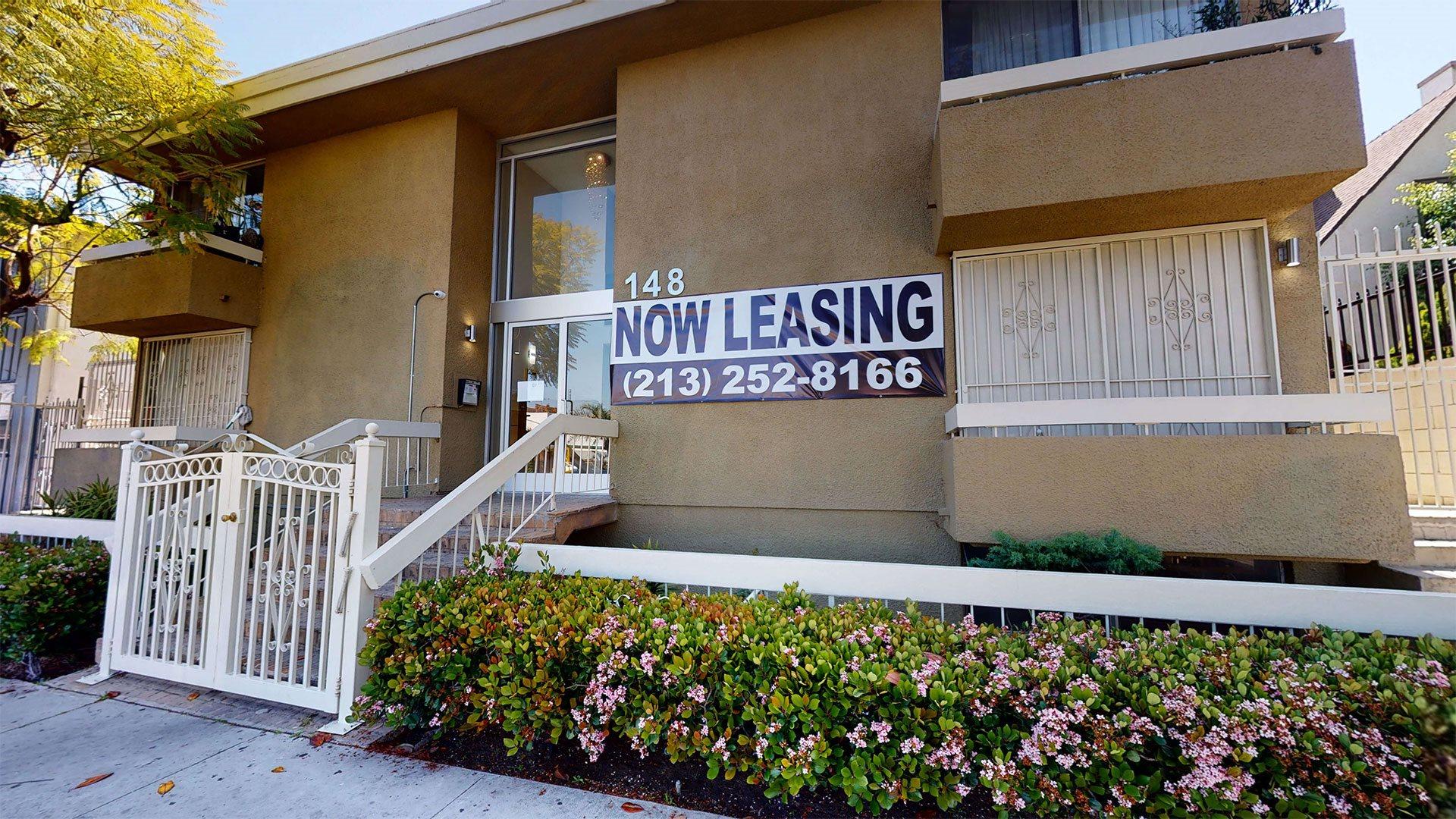 at Occidental Apartments, California