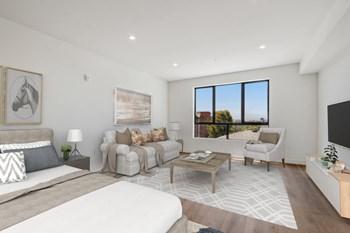 919 South Harvard Boulevard Studio Apartment for Rent Photo Gallery 1