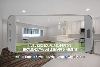 15210 Sherman Way Studio-2 Beds Apartment for Rent Photo Gallery 1