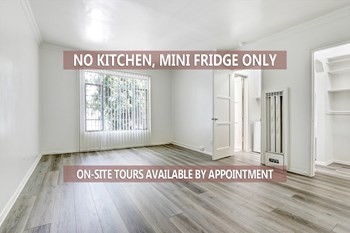756 S. Ridgeley Studio-1 Bed Apartment for Rent Photo Gallery 1