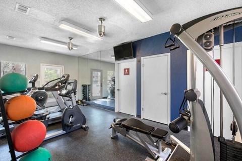 Huntington Glen Fitness Center
