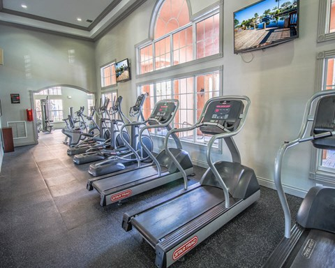 New River Cove Apartments | Cardio Equipment