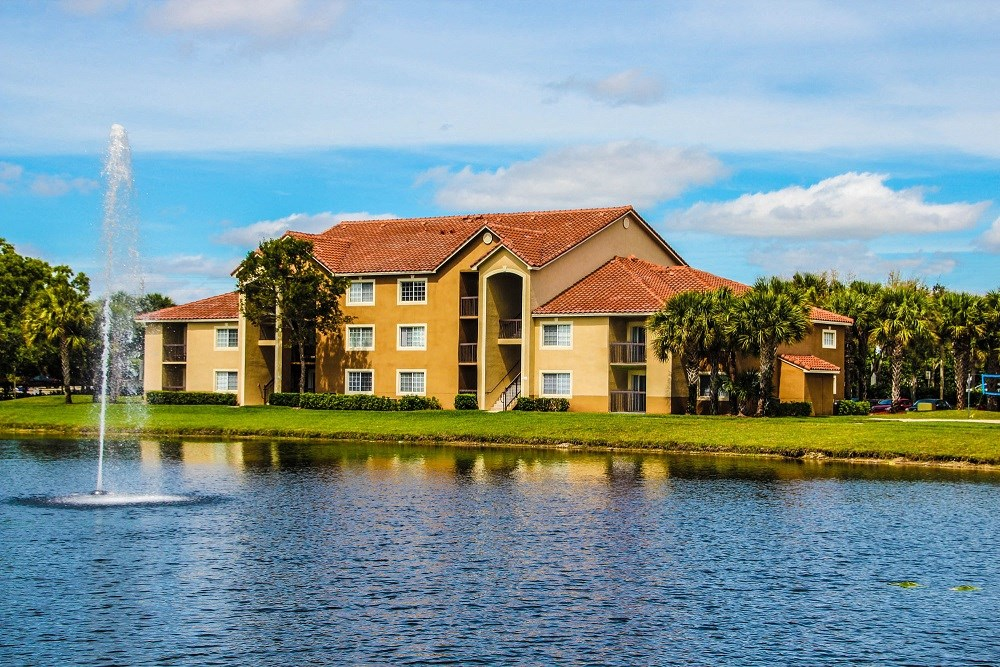 Oasis Delray Beach Apartments Resort Style Community