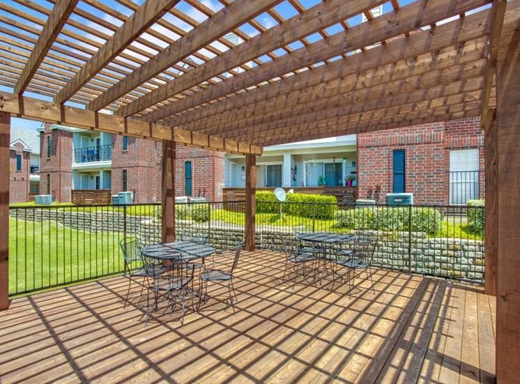Swimming Pool Lounge Area