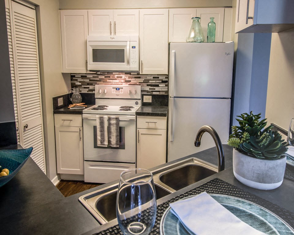 New River Cove Apartments | Gourmet Kitchens