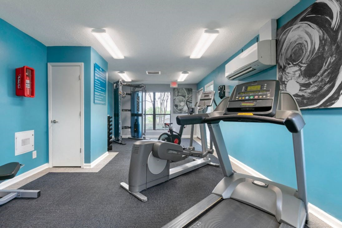The Brook Apartment Homes|Fitness Center