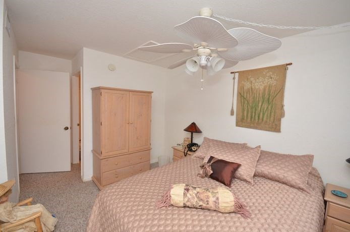 King Size Bedroom at River Park Place Apartments, Vero Beach