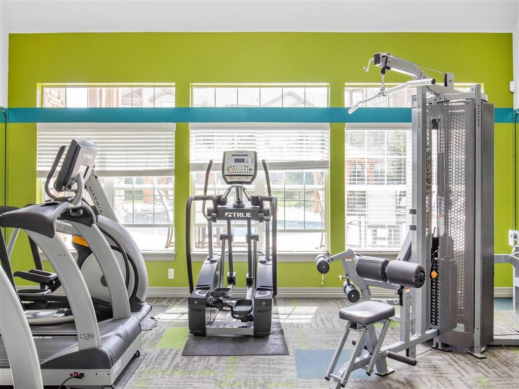 The Village at Legacy Ridge Apartments   Fitness Center