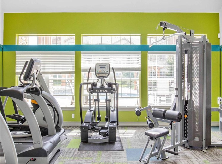 The Village at Legacy Ridge Apartments | Fitness Center