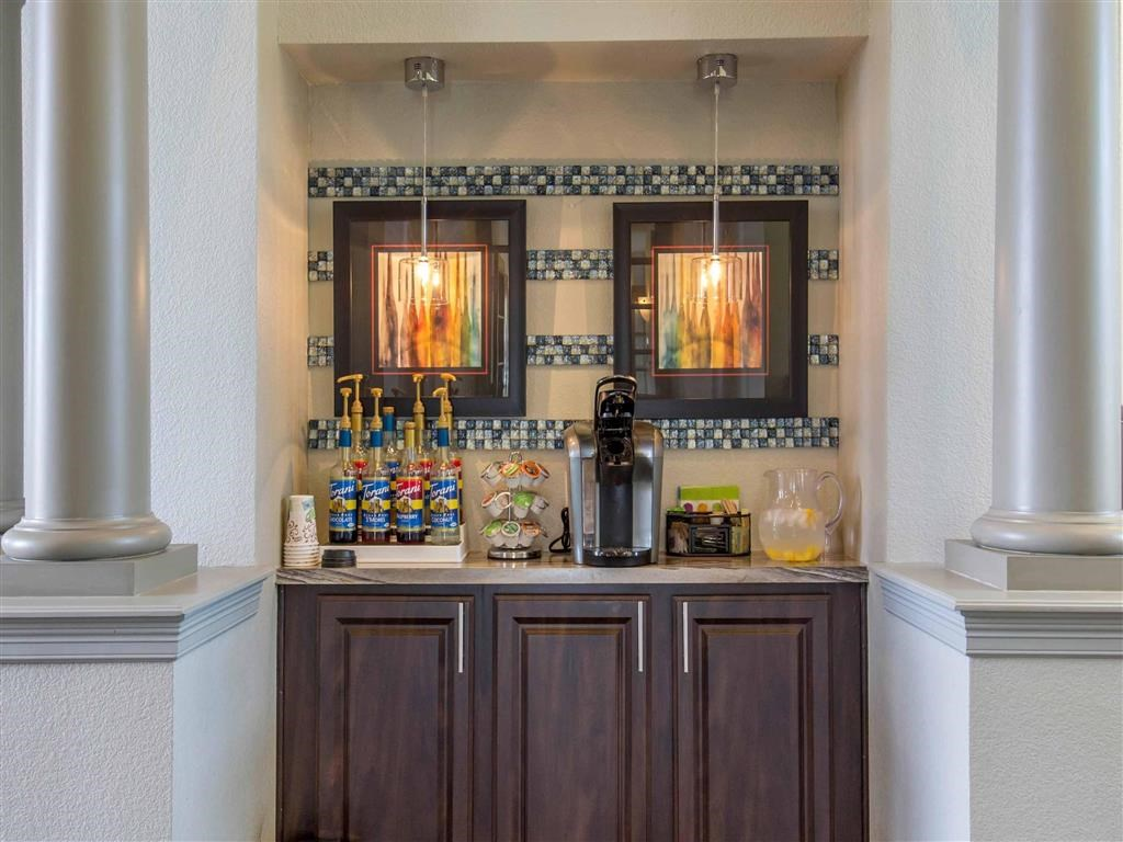 The Village at Legacy Ridge Apartments   Complimentary Coffee Bar