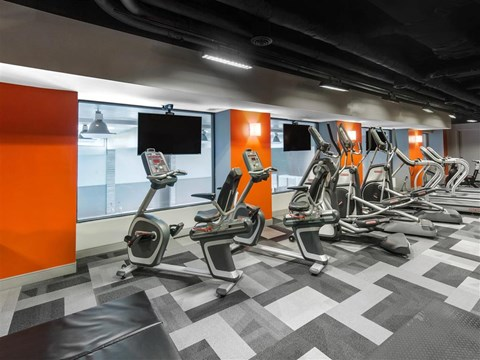 Ellicott House | Apartments for Rent Washington, DC | Fitness Center