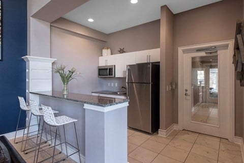 The Estates at Tanglewood |Clubhouse Kitchen