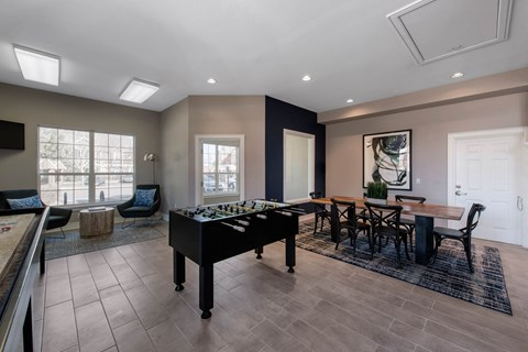 The Estates at Tanglewood |Billiards and Game Room