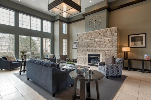 The Estates at Tanglewood |Clubhouse