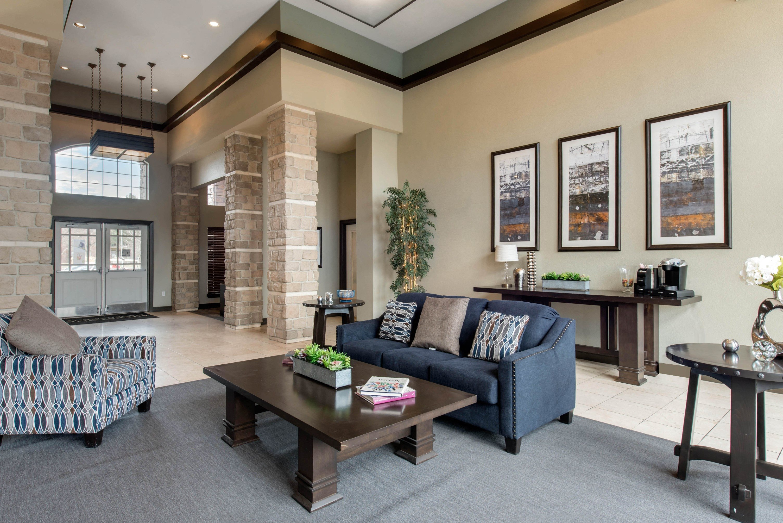 The Estates at Tanglewood Apartments | Clubhouse