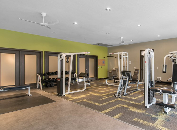 The Estates at Tanglewood  Fitness Center