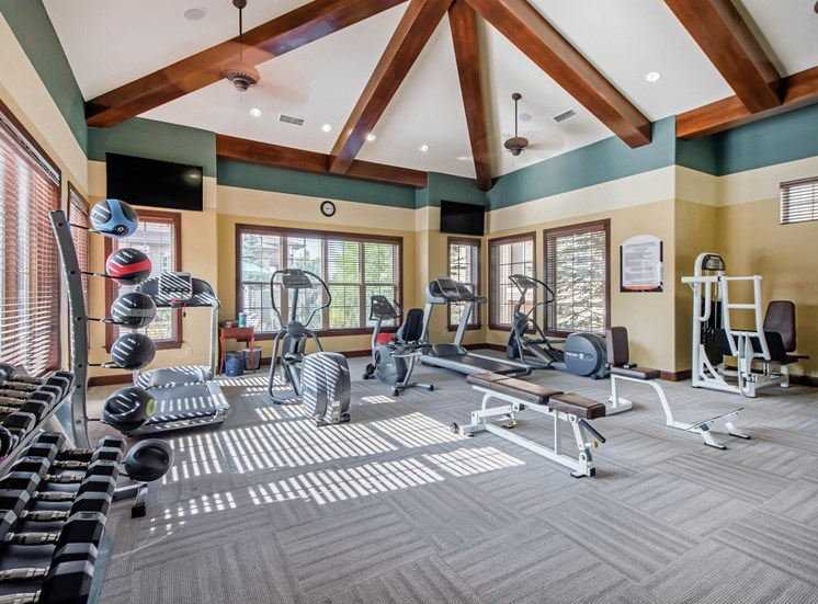 Talon Hill Apartments | Fitness Center