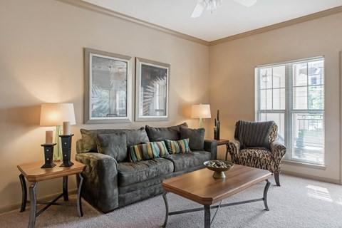 Talon Hill Apartments | Living Room