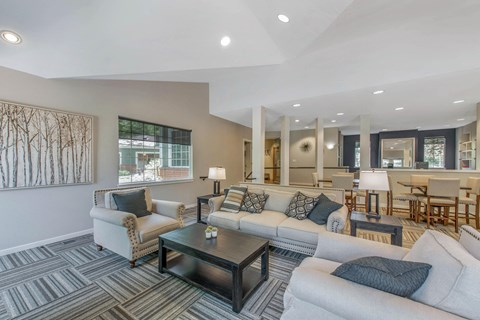 The Marks Apartment Homes | Clubhouse