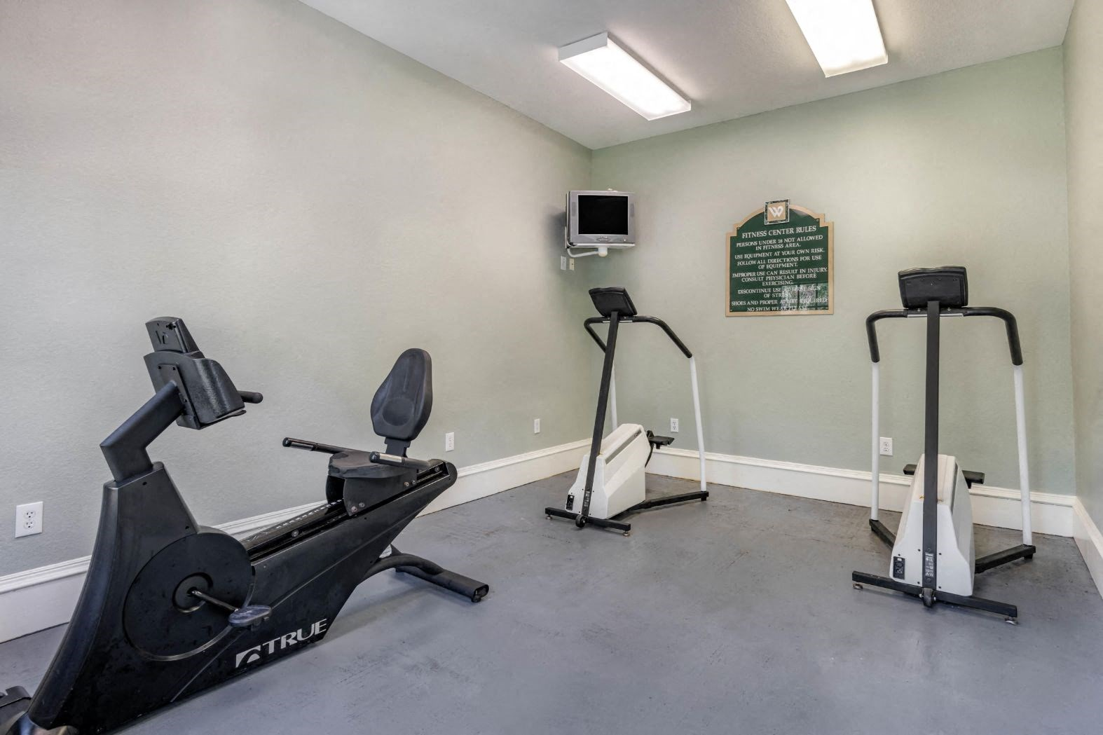 Whispering Woods | 24-Hour Cardio Fitness Studio