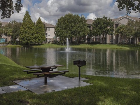 The Legends at Champions Gate | Apartments for Rent in Champions Gate, FL | Picnic Table