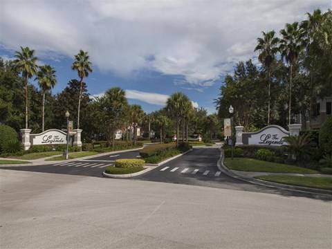 The Legends at Champions Gate | Apartments for Rent in Champions Gate, FL | Front Entrance