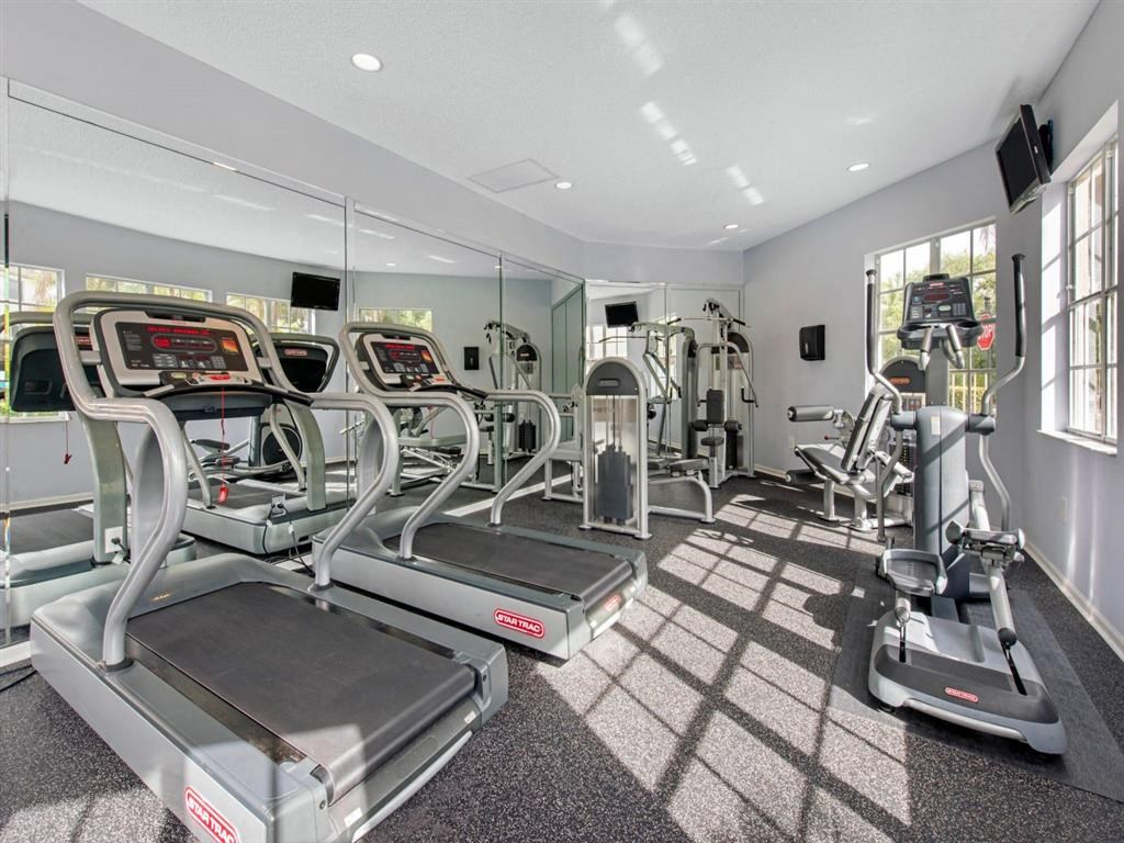 Sabal Pointe Apartments    Fitness Center