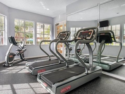 Sabal Pointe Apartments | Fitness Center