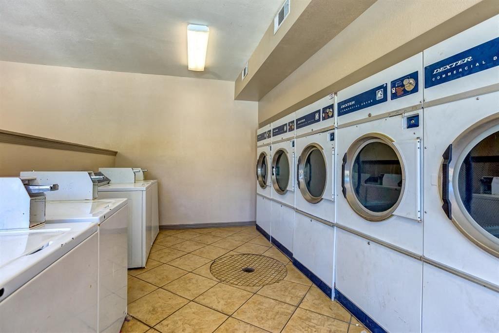 Community Laundry Facility