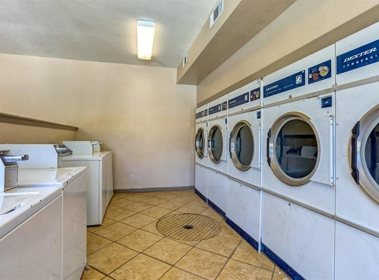 Community Laundry Facility