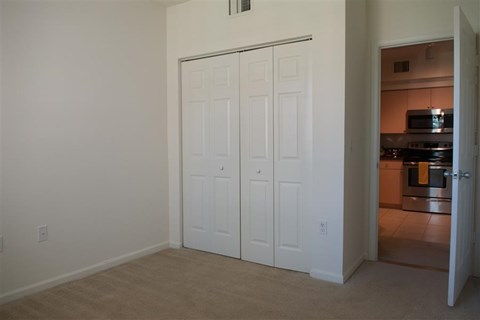 Miramar Lakes Apartments | Walk-In Closets