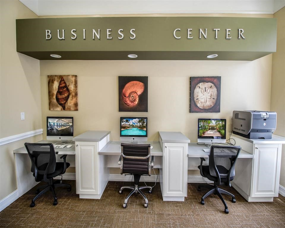 The Winston Apartments   Resident Business Center