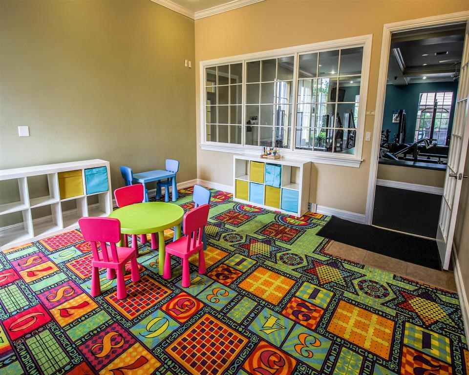 The Winston Apartments   Game Room