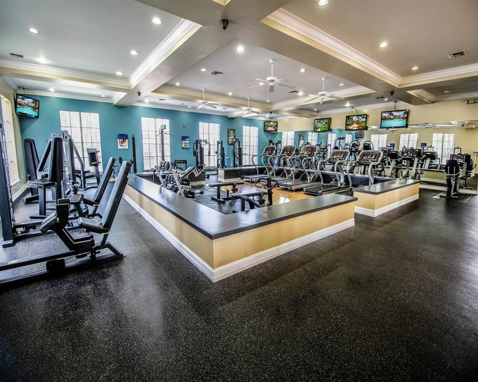 The Winston Apartments   Fitness Center