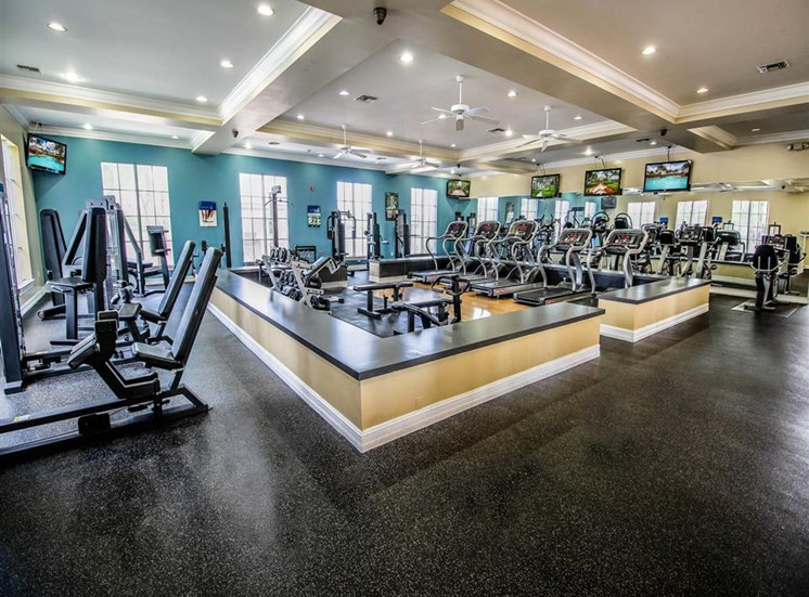 The Winston Apartments | Fitness Center
