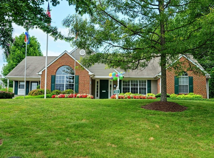 Leasing Office at Stonegate Apartments, Virginia, 22554